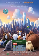 The Secret Life of Pets - Romanian Movie Poster (xs thumbnail)