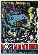 The Thing From Another World - Italian Movie Poster (xs thumbnail)