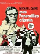 Funeral in Berlin - French Movie Poster (xs thumbnail)