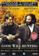Good Will Hunting - Dutch DVD movie cover (xs thumbnail)