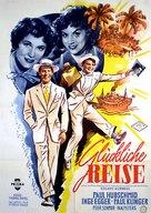 Glückliche Reise - German Movie Poster (xs thumbnail)