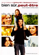 Definitely, Maybe - Canadian DVD movie cover (xs thumbnail)