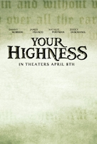 Your Highness - Movie Poster (xs thumbnail)