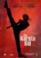 The Karate Kid - Spanish Movie Poster (xs thumbnail)