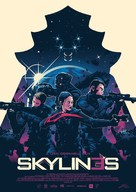 Skylines - French Movie Poster (xs thumbnail)