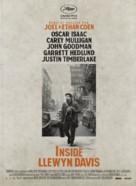 Inside Llewyn Davis - French Movie Poster (xs thumbnail)