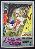 Lad: A Dog - Italian Movie Poster (xs thumbnail)