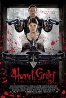 Hansel & Gretel: Witch Hunters - Movie Poster (xs thumbnail)