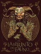 El laberinto del fauno - Spanish Movie Poster (xs thumbnail)