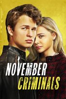 November Criminals - Movie Cover (xs thumbnail)