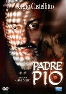 Padre Pio - Italian DVD movie cover (xs thumbnail)