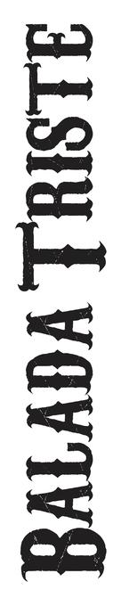 Balada triste de trompeta - French Logo (xs thumbnail)