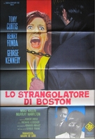 The Boston Strangler - Italian Movie Poster (xs thumbnail)