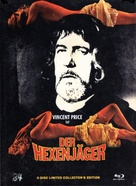 Witchfinder General - German Blu-Ray cover (xs thumbnail)