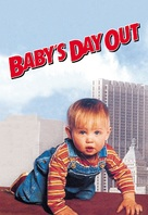 Baby's Day Out - DVD movie cover (xs thumbnail)