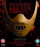The Silence Of The Lambs - British Blu-Ray movie cover (xs thumbnail)