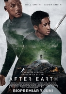 After Earth - Swedish Movie Poster (xs thumbnail)