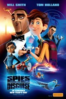Spies in Disguise - Australian Movie Poster (xs thumbnail)