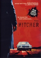 The Hitcher - German DVD movie cover (xs thumbnail)