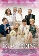 The Big Wedding - Dutch Movie Poster (xs thumbnail)