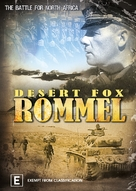The Desert Fox: The Story of Rommel - Australian Movie Cover (xs thumbnail)