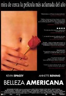 American Beauty - Mexican Movie Poster (xs thumbnail)