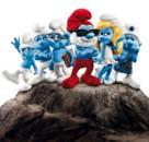 The Smurfs - Key art (xs thumbnail)