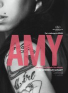 Amy - French Movie Poster (xs thumbnail)