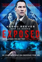 Exposed - British Movie Poster (xs thumbnail)