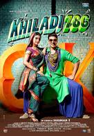 Khiladi 786 - Indian Movie Poster (xs thumbnail)