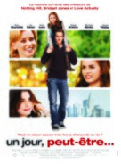 Definitely, Maybe - French Movie Poster (xs thumbnail)