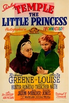 The Little Princess - Movie Poster (xs thumbnail)