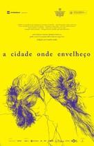 A Cidade onde Envelheço - Brazilian Movie Poster (xs thumbnail)