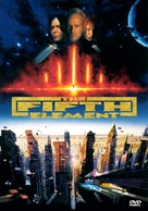 The Fifth Element - DVD movie cover (xs thumbnail)