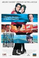 Destiny Turns on the Radio - Movie Poster (xs thumbnail)