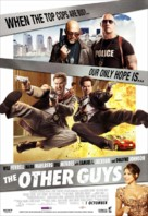 The Other Guys - Romanian Movie Poster (xs thumbnail)