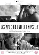 El artista y la modelo - German Movie Poster (xs thumbnail)