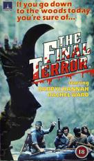 The Final Terror - British Movie Cover (xs thumbnail)