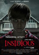 Insidious - Dutch Movie Poster (xs thumbnail)