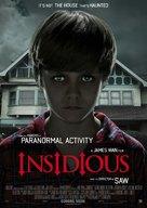 Insidious - Dutch Movie Poster (xs thumbnail)