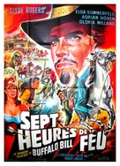 Aventuras del Oeste - French Movie Poster (xs thumbnail)