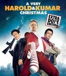 A Very Harold & Kumar Christmas - Blu-Ray movie cover (xs thumbnail)
