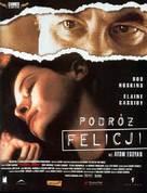 Felicia's Journey - Polish Movie Poster (xs thumbnail)