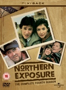 """Northern Exposure"" - British DVD cover (xs thumbnail)"