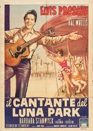 Roustabout - Italian Movie Poster (xs thumbnail)