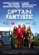 Captain Fantastic - Italian Movie Poster (xs thumbnail)