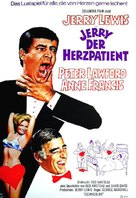 Hook, Line & Sinker - German Movie Poster (xs thumbnail)