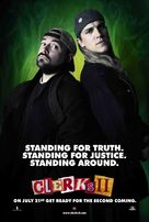 Clerks II - Theatrical movie poster (xs thumbnail)