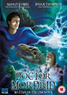 Doctor Mordrid - British DVD cover (xs thumbnail)