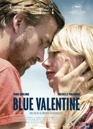 Blue Valentine - Italian Movie Poster (xs thumbnail)
